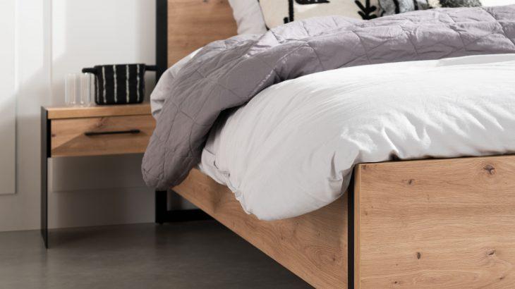 Bedframe Balance Minimal detail