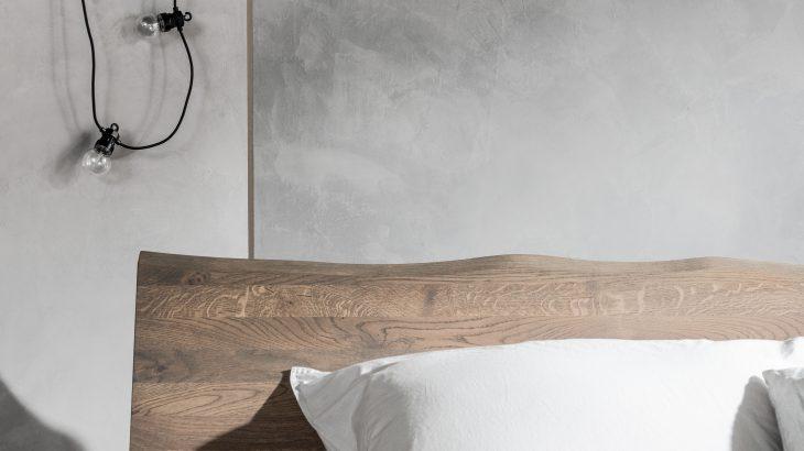 Bedframe Balance Raw detail