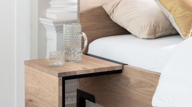 Bedframe Balance Timeless detail