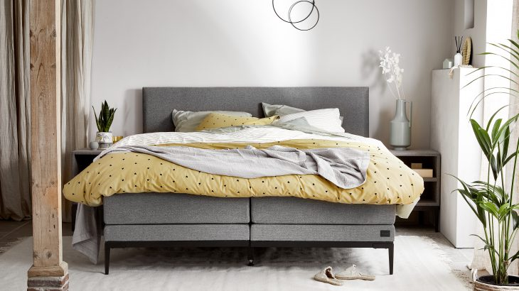 Boxspring Lifestyle by vtwonen Thyme