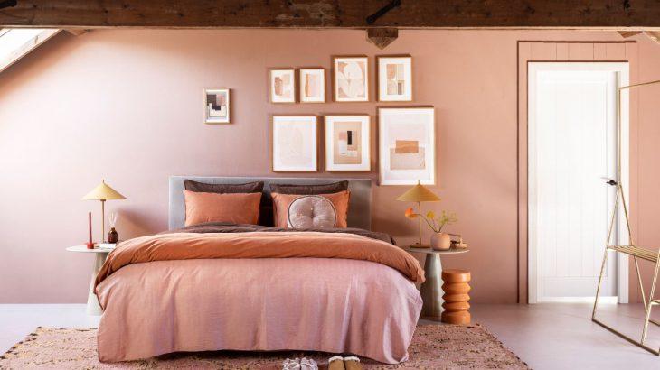 4x een frisse voorjaarsmake-over voor je slaapkamer
