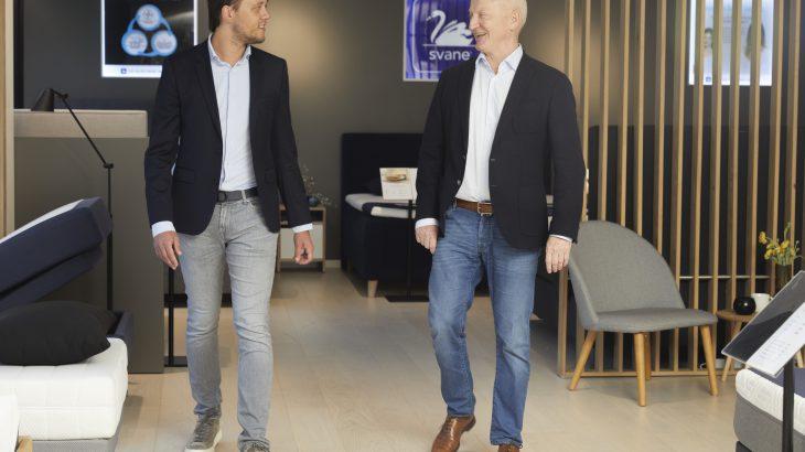 EUROPÄISCHER SCHLAFEXPERTE SWISS SENSE ÜBERNIMMT DÄNISCHE EINZELHANDELSKETTE DRØMMELAND