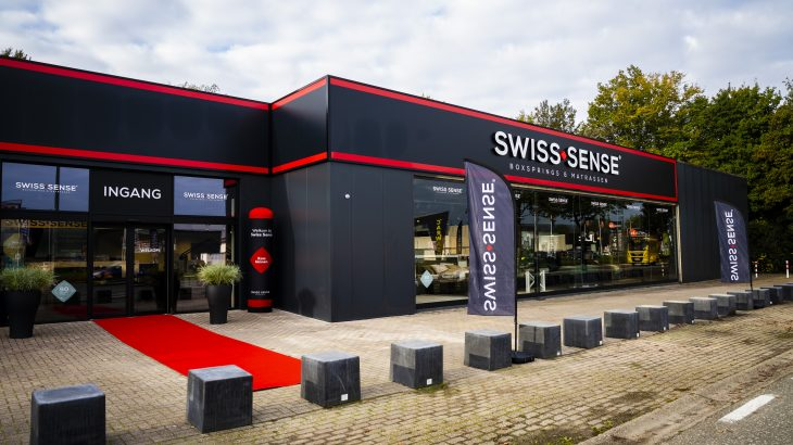 Swiss Sense opent nu ook haar deuren in Lier
