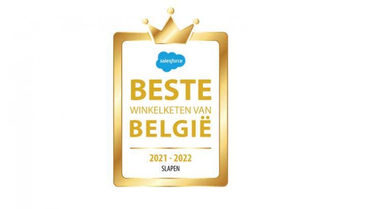 Swiss Sense wint in België Retailer of the Year-award
